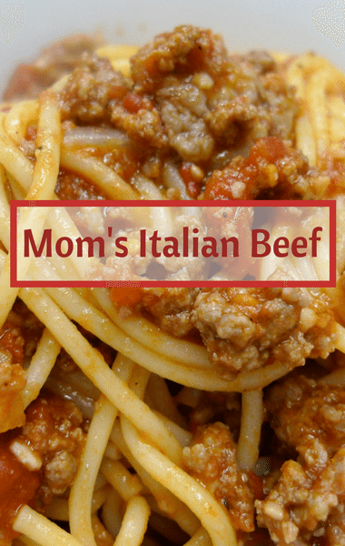 The Chew: Mom's Italian Beef + Hungarian Pork Cutlet Sandwich