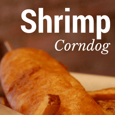 The Chew: Shrimp Corndogs + Frozen Mimosas & Party Envelopes