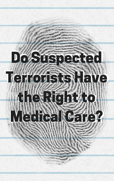 Drs: Suspected Criminals & Medical Care + Paid Celeb Endorsements