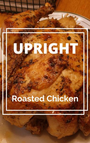Rachael Ray: Upright Roast Chicken + Firecracker Deviled Corndogs