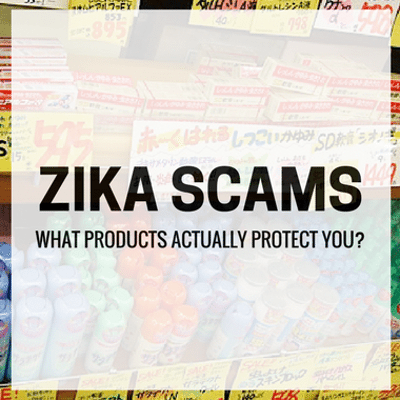 Drs: Zika Protection Scams + Bullying Fines & Parents Body Image