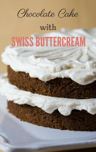 Rachael Ray: Duff Goldman Chocolate Cake & Swiss Buttercream