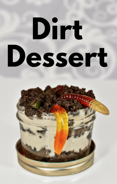 Rachael Ray: Halloween Dirt Dessert Recipe