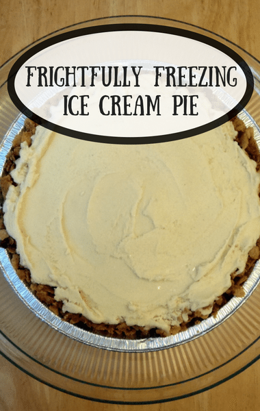 The Chew: Frightfully Freezing Ice Cream Pie Recipe