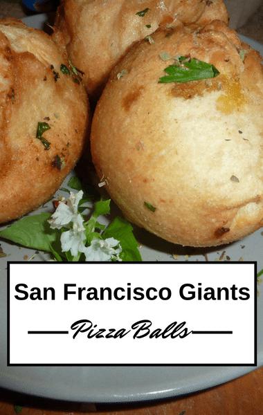 Rachael Ray: Ryan Scott San Francisco Giants Pizza Balls Recipe
