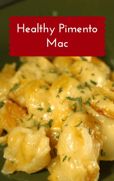 Rachael Ray: Grant's Healthy Pimento Mac Recipe