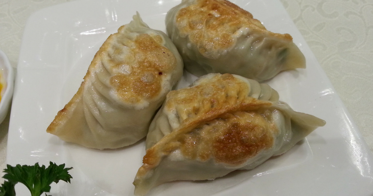 The Chew: Pan-Fried Dumplings With Sausage Recipe