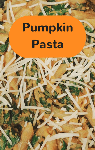 Rachael Ray: Pumpkin Pasta Recipe
