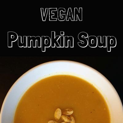 Rachael Ray: Pumpkin Soup Recipe
