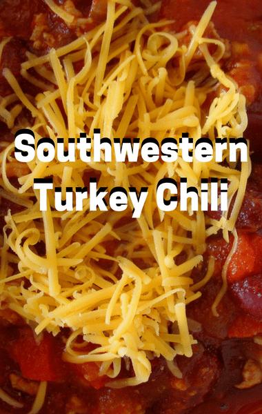 The Chew: Southwestern Turkey Chili Recipe