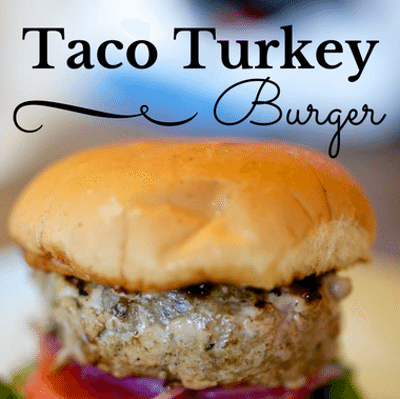 Rachael Ray: Taco Turkey Burger + Canned Biscuit Dough Hacks