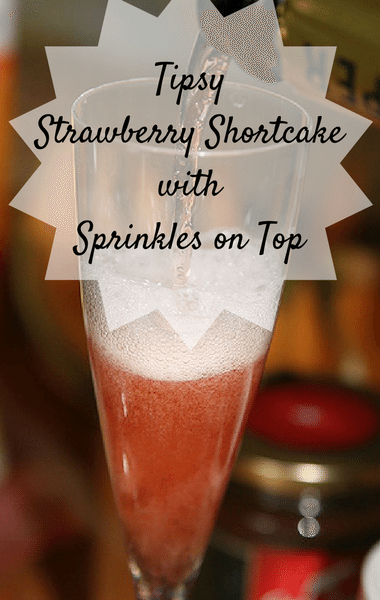 "Rachael Ray: Tipsy Strawberry Shortcake + Sprinkles & ""Frose"""