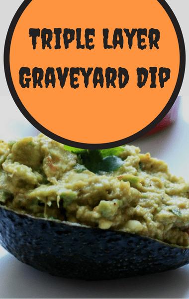 The Chew: Triple Layer Graveyard Dip Recipe