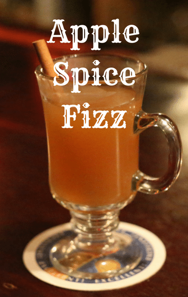 The Chew: Apple Spice Fizz Recipe
