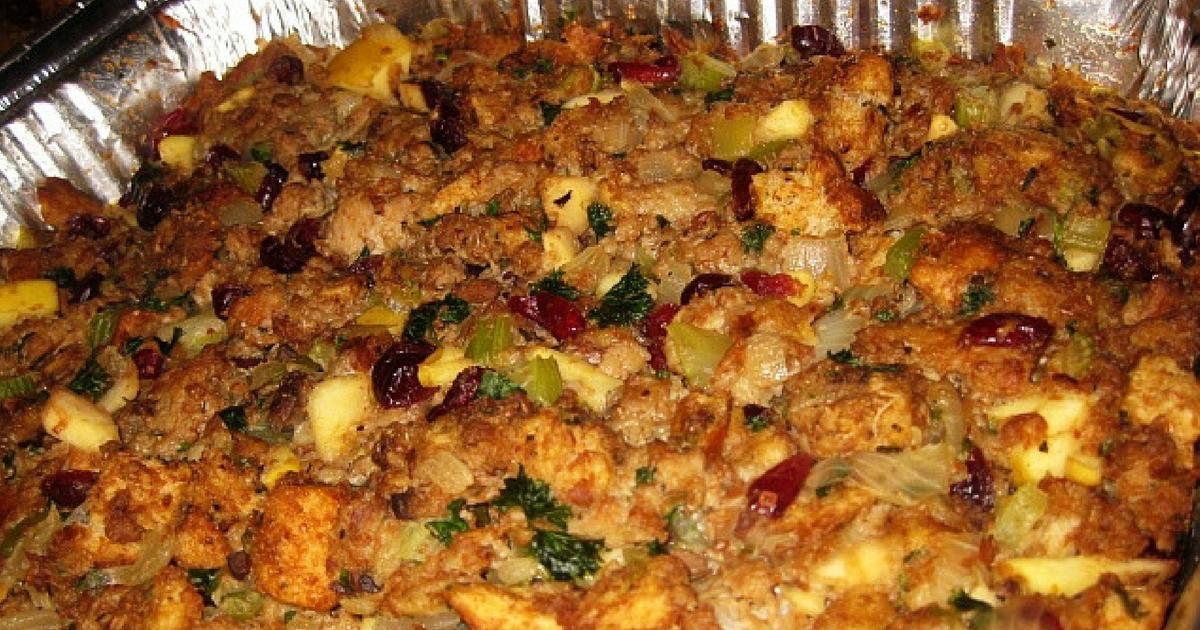 mario batali thanksgiving menu 2018