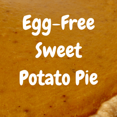 Rachael Ray: Sunny Anderson Egg-Free Sweet Potato Pie Recipe