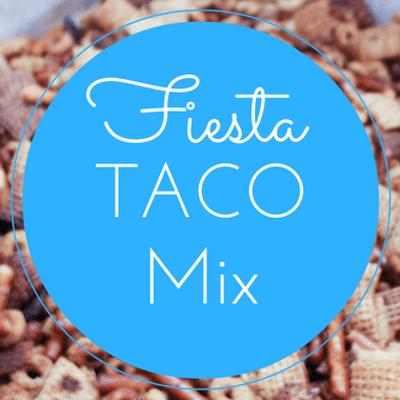 Rachael Ray: Fiesta Taco Snack Mix Recipe
