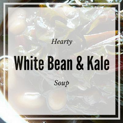 The Chew: Hearty Kale & White Bean Soup Recipe