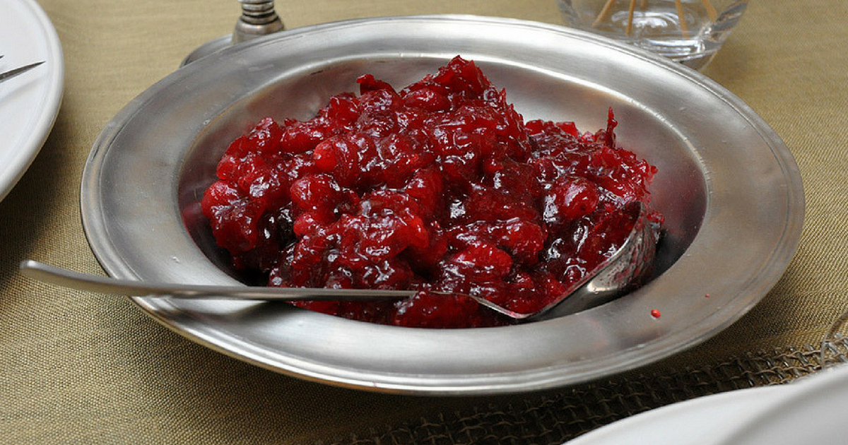 how to make cranberry sauce with orange juice