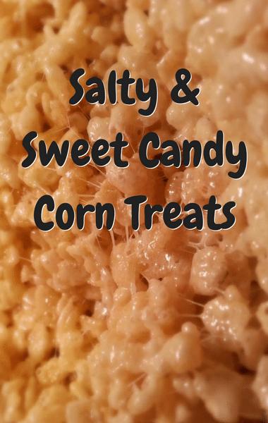 The Chew: Salty & Sweet Candy Corn Treats Recipe