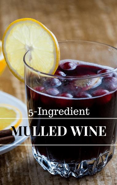 Rachael Ray: 5-Ingredient Mulled Wine Recipe