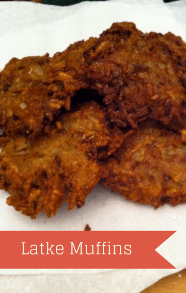 The Chew: Latke Muffins Recipe