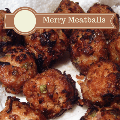 The Chew: Merry Meatballs & Herbed Sour Cream Recipe