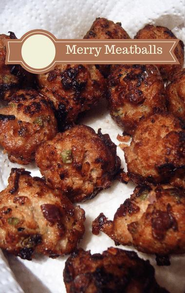The Chew: Merry Meatballs Recipe