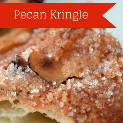 The Chew: Pecan Kringle Recipe