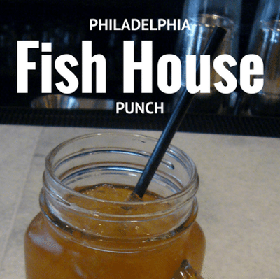 The Chew: Philadelphia Fish House Punch Recipe