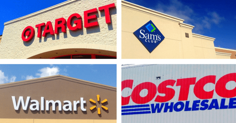 costco vs wal mart Cramer's charts say costco and target are ready for pullbacks, but walmart's a  buy technicians tim collins and larry williams help cnbc's.