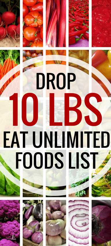 drop-10-lbs-non-starchy-vegetable-list