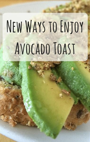 Dr Oz: Avocado Toast Recipes + Erin & Joslyn Sesame & Miso Avocado Toast