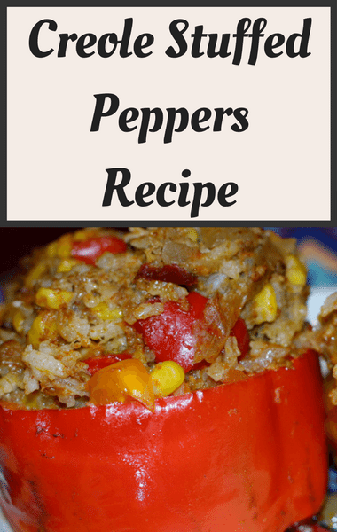 Dr Oz: Mario Batali Creole Stuffed Bell Peppers Recipe