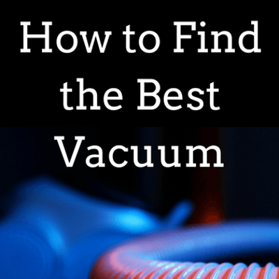 Dr Oz: Vacuum Shopping Tips + What Does HEPA Filter Stand For?