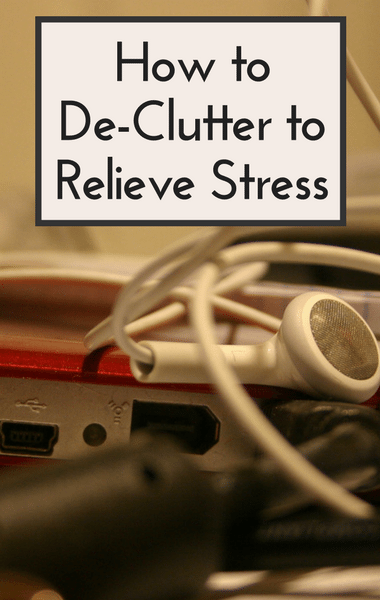 Dr Oz: Clutter & Stress, Declutter To Relieve Stress, Feel Better