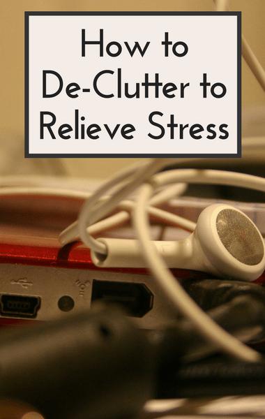 Dr Oz: Clutter & Stress, Declutter To Relieve Stress, Feel Better