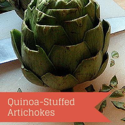 Dr Oz: Red Quinoa-Stuffed Artichokes Recipe To Boost Metabolism