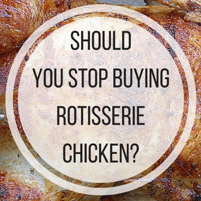 Dr Oz: Rotisserie Chicken Healthy? Rotisserie Chicken Salmonella
