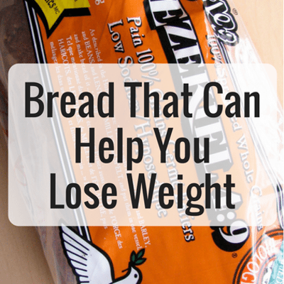 bread substitute weight loss