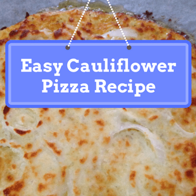 Dr Oz: Cauliflower Pizza Recipe + How-To Videos Boost Brain Power