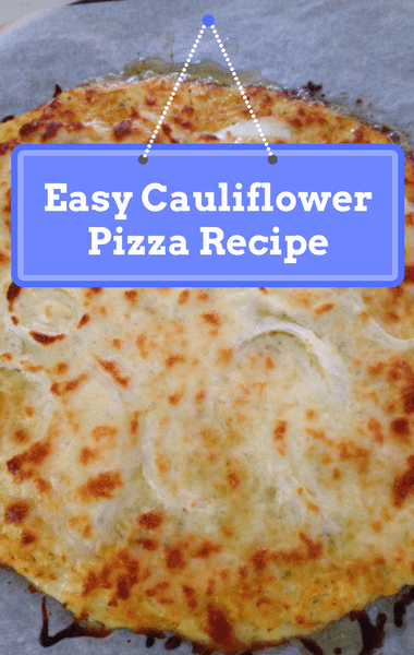 Dr Oz: Cauliflower Pizza Recipe + How-To Videos Boost Brain Power