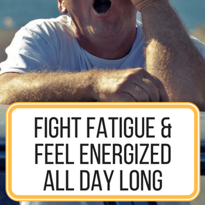 Dr Oz: Secret To All-Day Energy + More Energized, Fight Fatigue