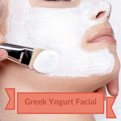 Dr Oz: Greek Yogurt Probiotic Face Mask For Healthy Glowing Skin