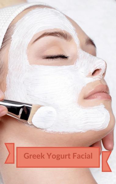 Dr Oz: Greek Yogurt Probiotic Face Mask For Healthy Glowing Skin