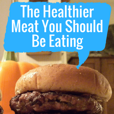 Dr Oz: Is Bison Healthier Than Beef? Bison Burger VS Beef Burger