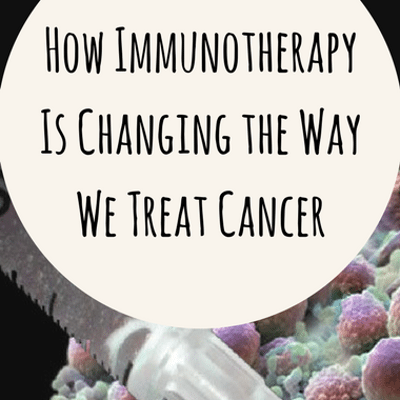 Dr Oz: Immunotherapy To Treat Cancer + Stage Four To Cancer-Free