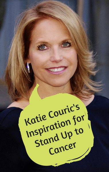 Dr Oz: Katie Couric RealAge Results + Stand Up To Cancer Founder