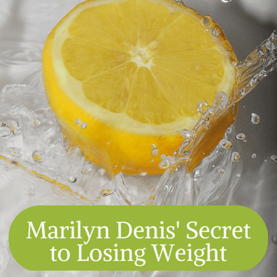 marilyn denis mommy weight loss