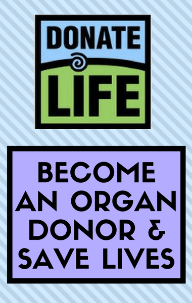 Dr Oz: Organ Donation Statistics + Save Lives With Organ Donation